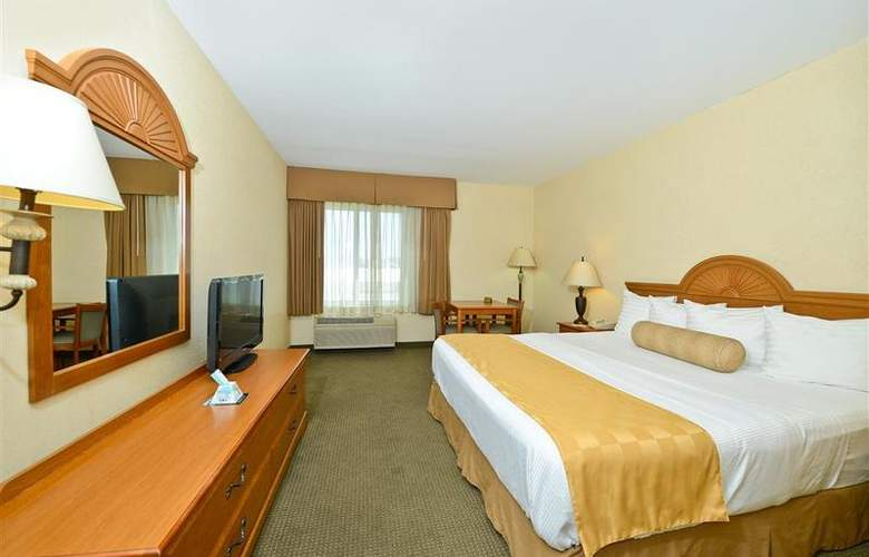 Best Western Of Long Beach - Room - 30