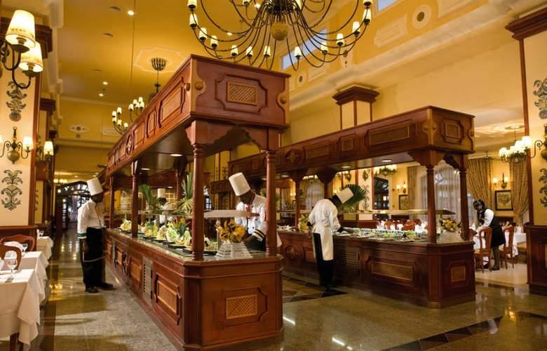 Riu Palace Tropical Bay - Restaurant - 11