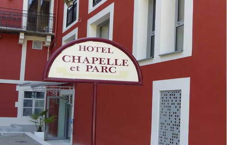 Chapelle et Parc - Hotel - 3
