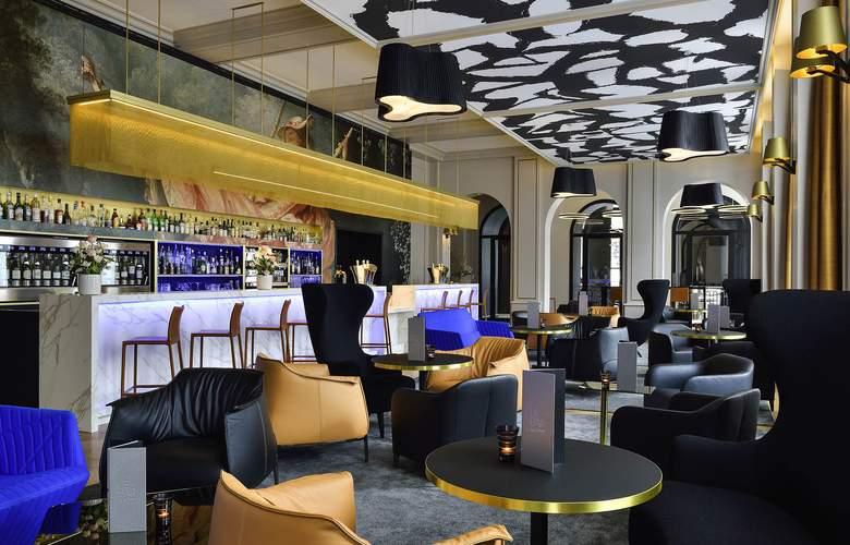 Grand Hotel La Cloche Dijon - MGallery by Sofitel - Bar - 3