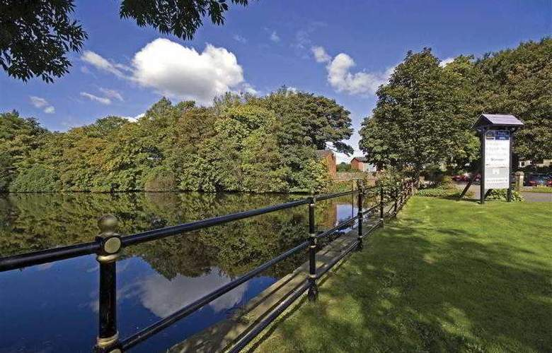 Best Western Bolholt Country Park - Hotel - 35