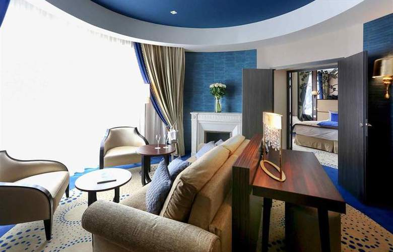 Le Regina Biarritz Hotel & Spa - Hotel - 39