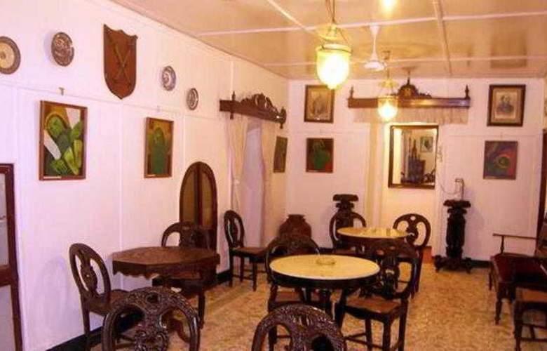 Welcomheritage Panjim Pousada - Restaurant - 14