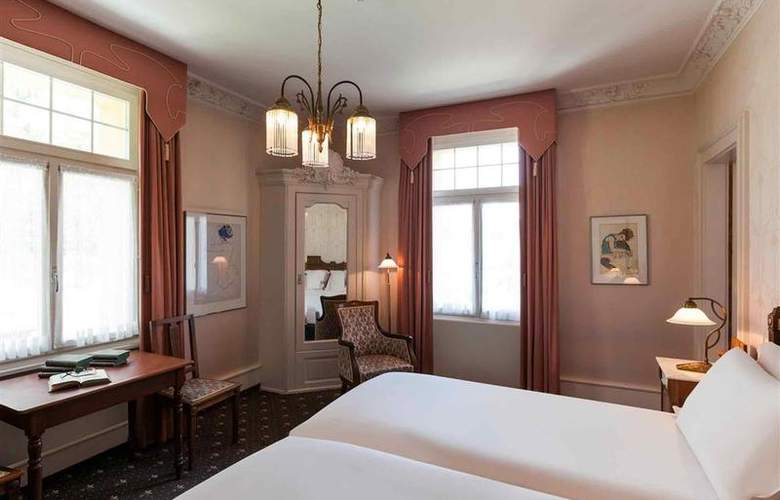 Royal St Georges Interlaken - MGallery by Sofitel - Room - 97