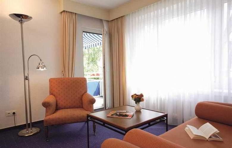 Best Western Hanse Hotel Warnemuende - Hotel - 12
