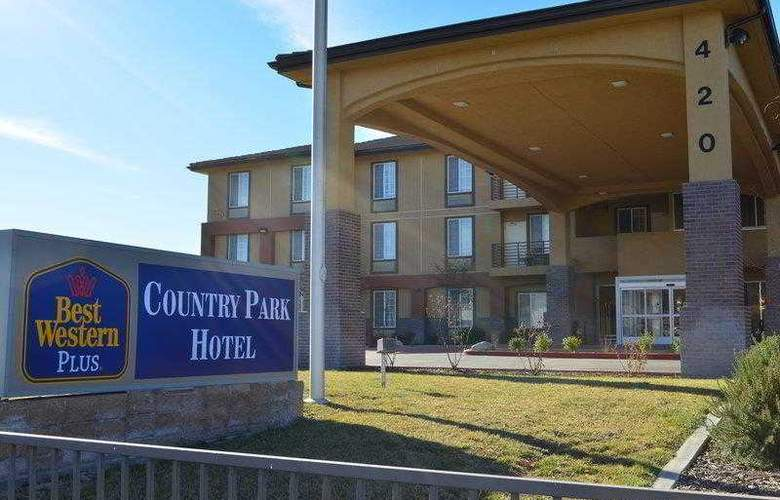 Best Western Country Park Hotel - Hotel - 0