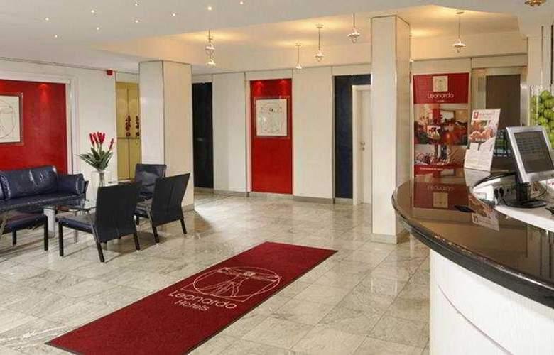 Leonardo Hotel & Residenz Muenchen - Hotel - 7