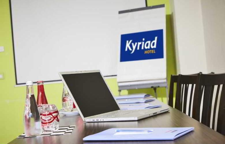 Kyriad Design Enzo Reims Tinqueux - Conference - 8