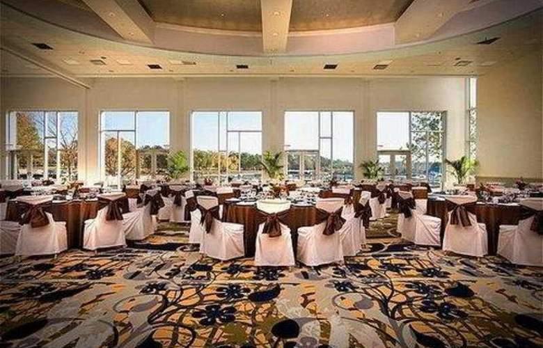 La Torretta Lake Resort and Spa - Restaurant - 3