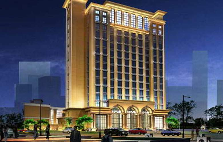 Central International - Hotel - 0