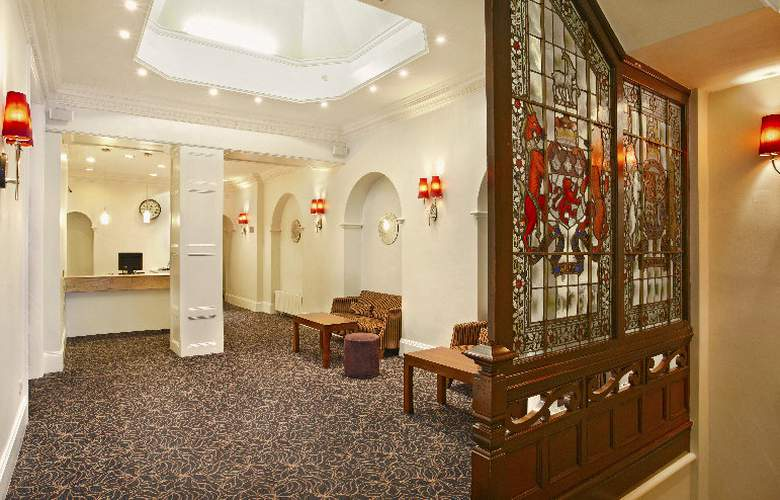 Bloomsbury Park - A Thistle Associate Hotel - General - 4