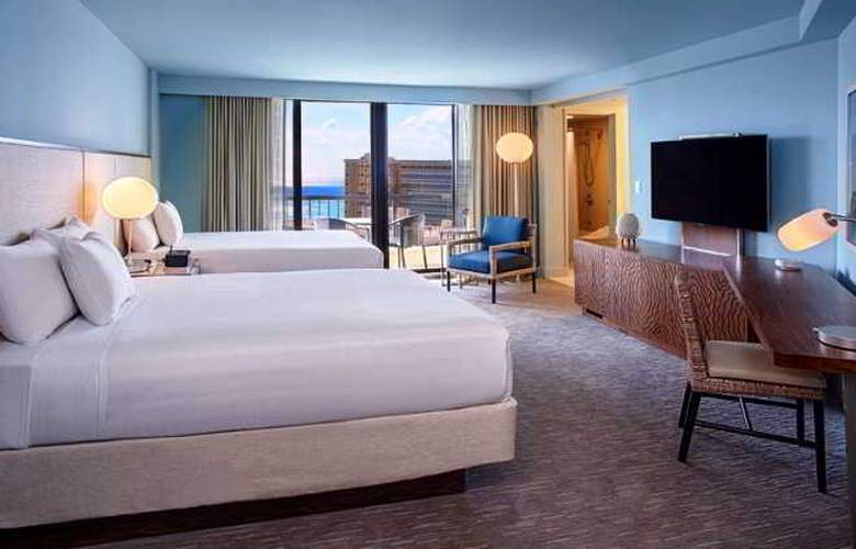 Hyatt Regency Waikiki Beach Resort & Spa - Room - 19