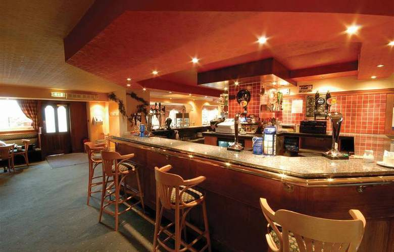 BEST WESTERN Braid Hills Hotel - Bar - 289
