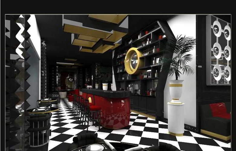 RAMADA HOTEL&suites ISTANBUL SISLI - Bar - 3