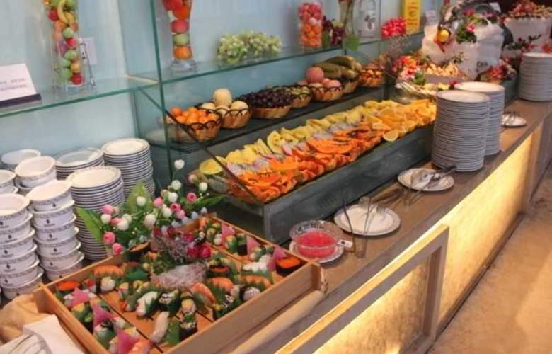 Huaqiang Plaza Hotel Shenzhen - Restaurant - 18