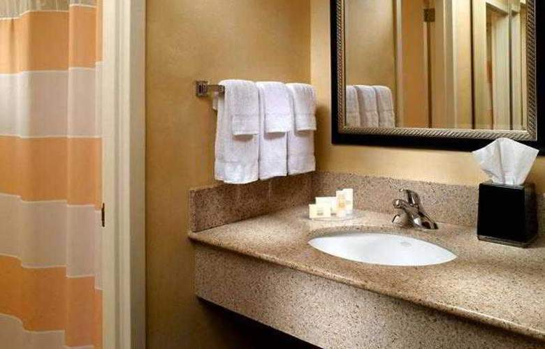 Courtyard by Marriott Atlanta Airport South/ Sulli - Hotel - 8