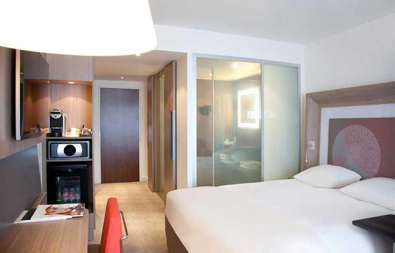 Novotel Paris Les Halles - Room - 5