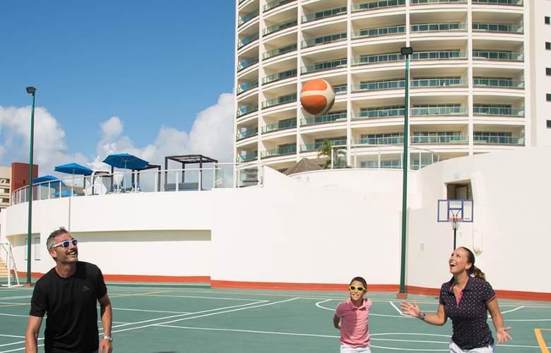 Seadust Cancún Family Resort - Sport - 68