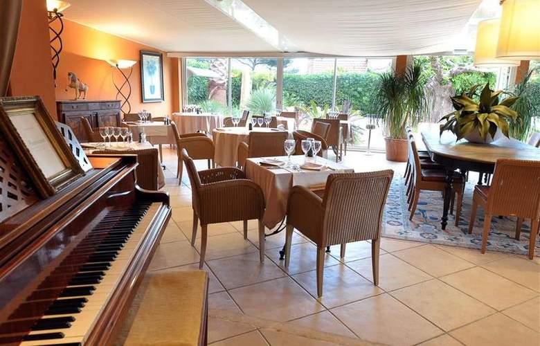 Best Western Hotel Montfleuri - Restaurant - 105