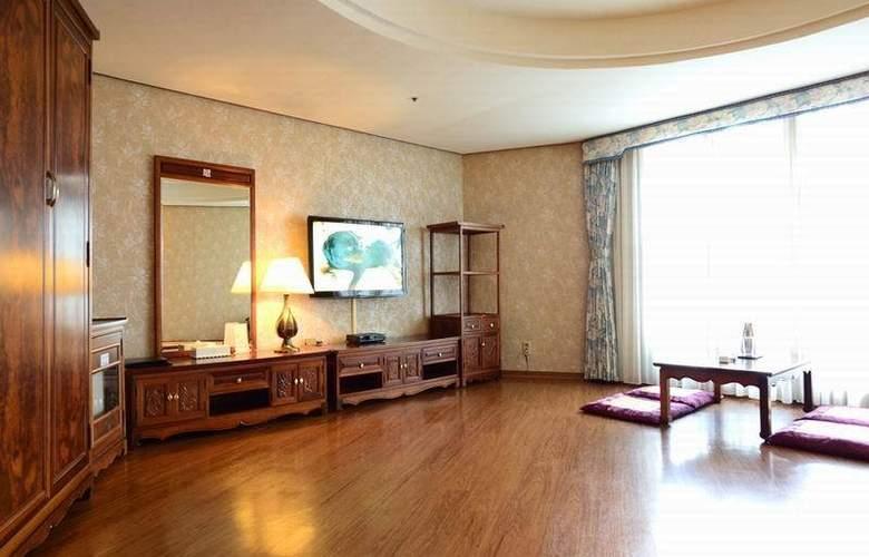 Jeju Pacific - Room - 12