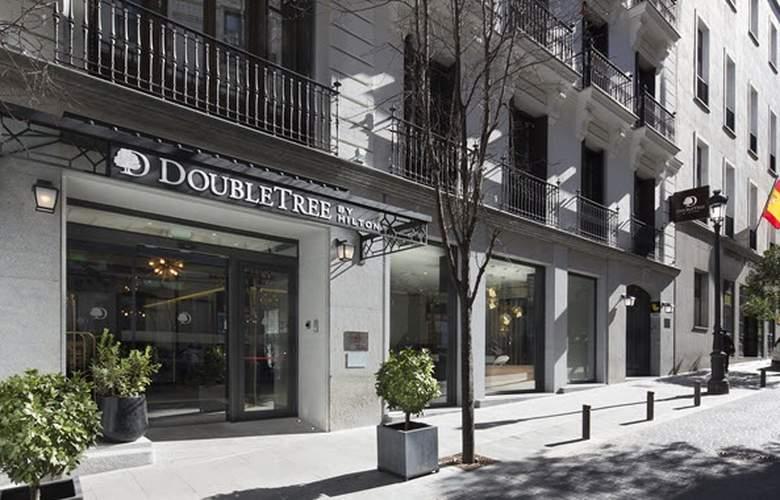 Doubletree by Hilton Madrid - Prado - Hotel - 0