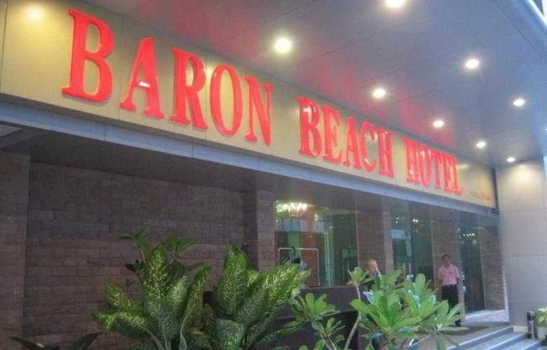 Baron Beach Hotel - Hotel - 0