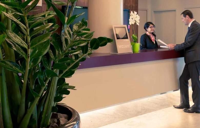 Mercure Besancon Parc Micaud - Hotel - 42