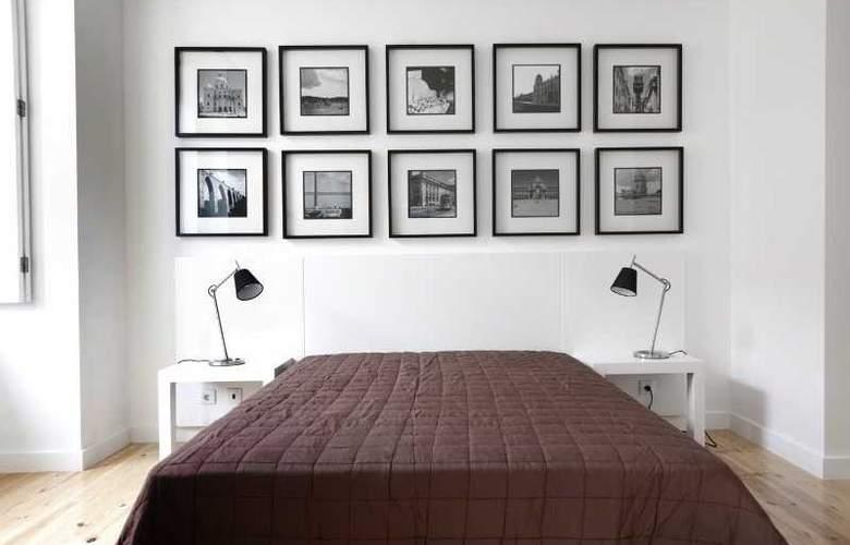 Lisbon Serviced Apartments - Baixa - Room - 0