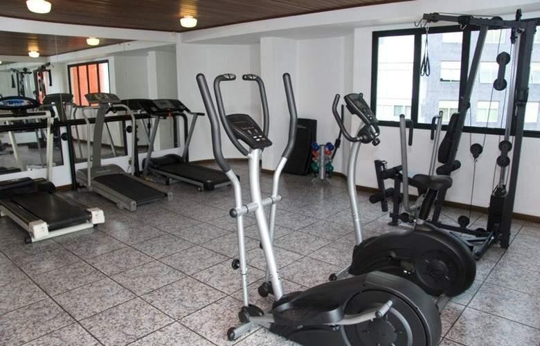 Harbor Hotel Batel - Sport - 11