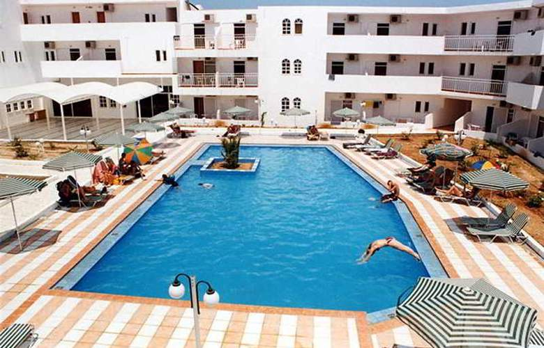 Rethymno Residence - Pool - 2