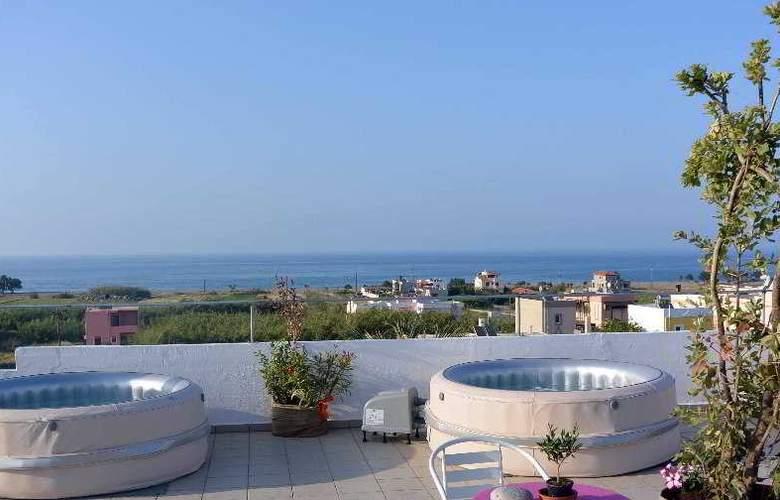Louladakis Apartments - Terrace - 23