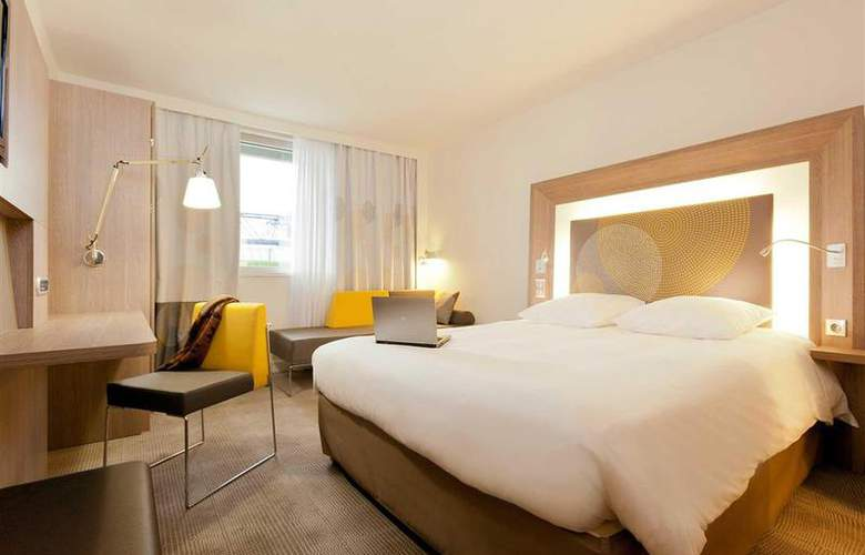 Novotel Paris Centre Bercy - Room - 38
