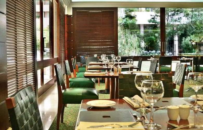 Lisbon Marriott - Restaurant - 3