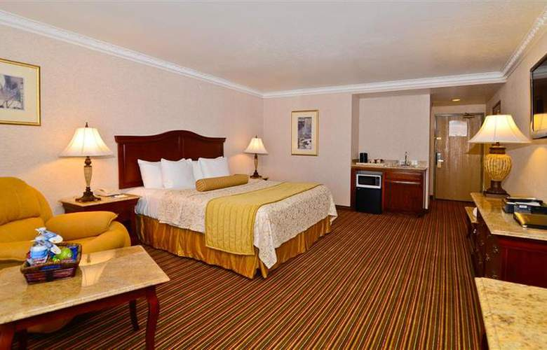 Best Western Newport Mesa Hotel - Room - 93