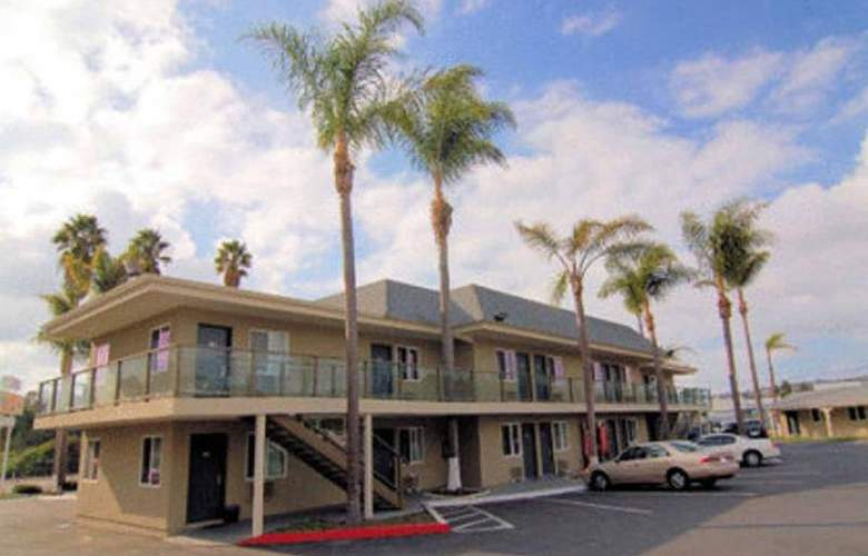 Rodeway Inn Pacific Beach - General - 1