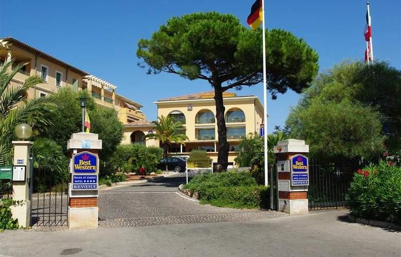 Best Western Soleil et Jardin Sanary - Hotel - 24