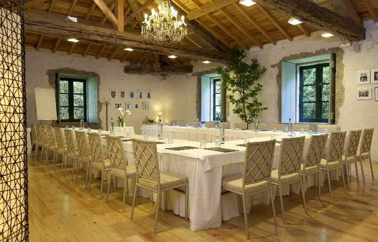 Hotel Spa Relais & Châteaux A Quinta da Auga - Conference - 30