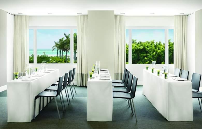 The Shore Club Miami Beach - Restaurant - 7