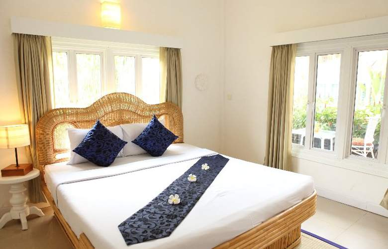 The Frangipani Green Garden Hotel & Spa - Room - 5