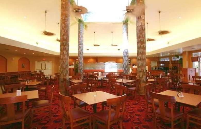 Marriott Residence Inn Lake Buena Vista - Restaurant - 3