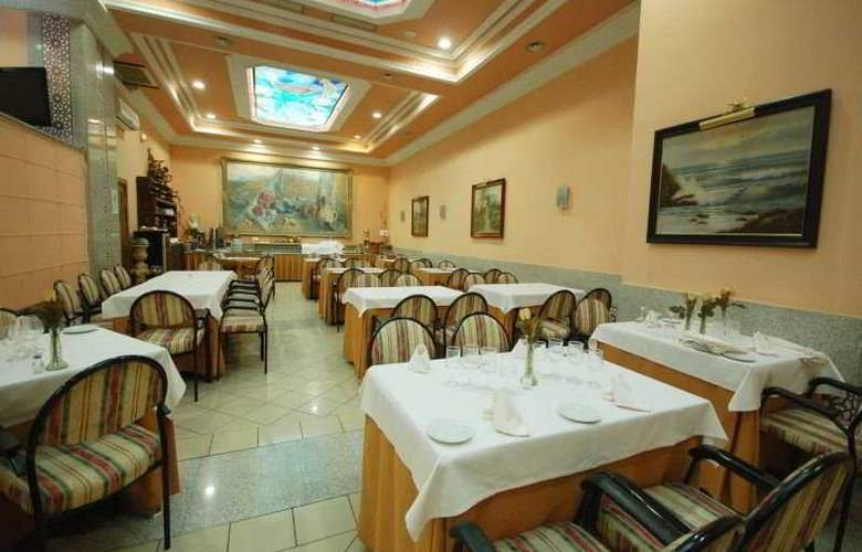 Zentral Mayoral - Restaurant - 6