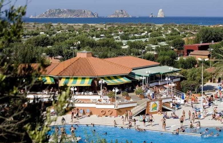 El Delfin Verde - Pool - 9