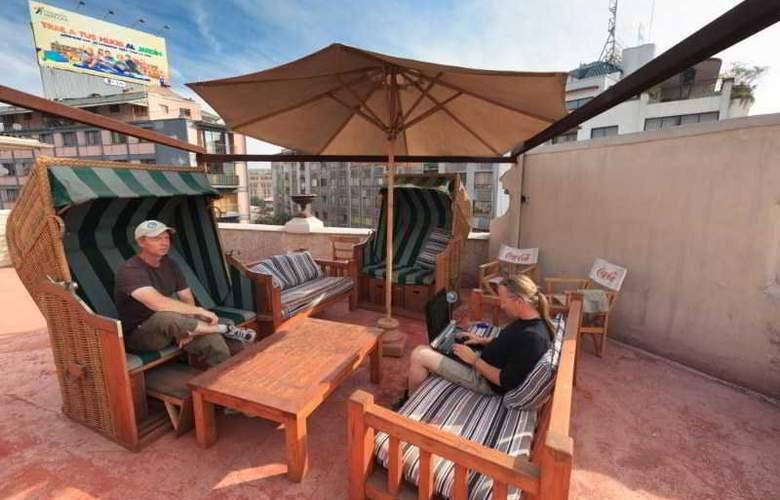 Hostal Boutique Casa Altura - Terrace - 6