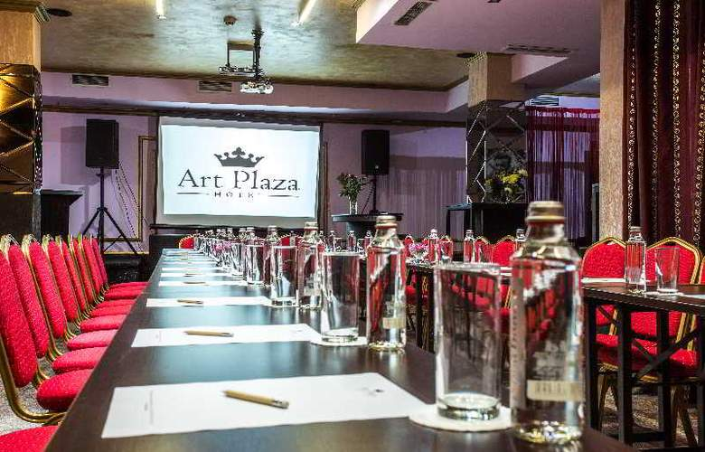 Best Western Art Plaza - Conference - 28