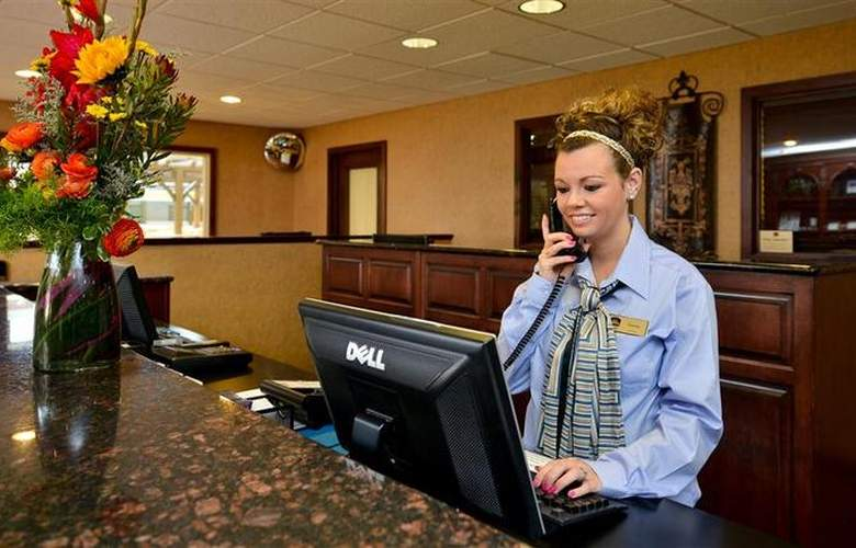 Best Western Dubuque Hotel & Conference Center - General - 87