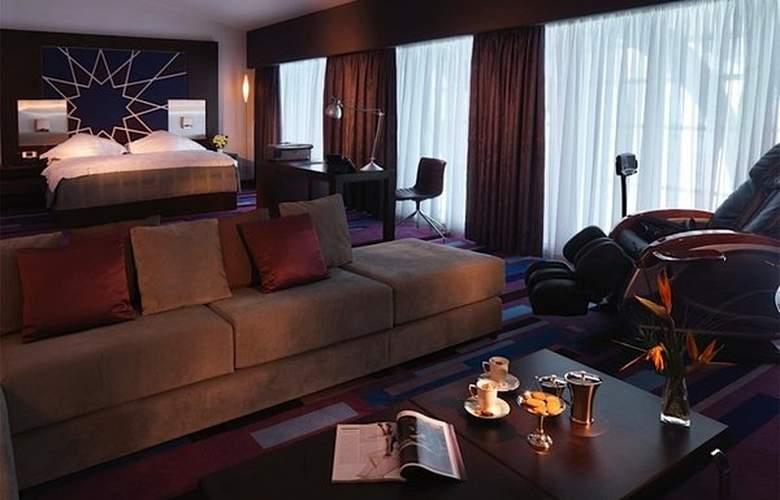 Dubai International Airpot - Terminal hotel - Room - 13