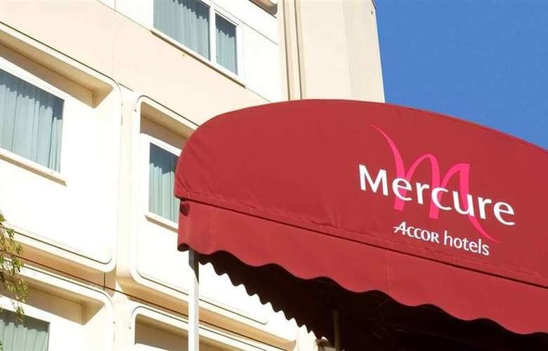 Mercure Paris Sud Les Ulis-Courtaboeuf - Hotel - 14