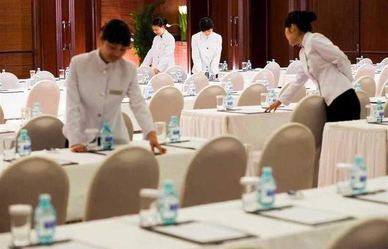 Novotel Beijing Peace - Hotel - 10