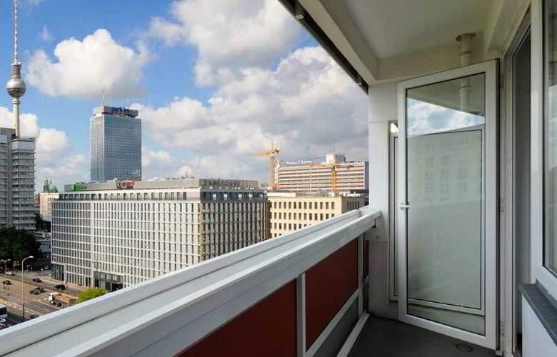 Mercure Berlin am Alexanderplatz - Room - 10