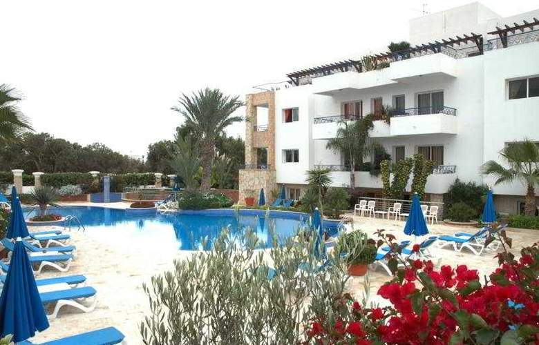 Golden Beach Agadir - Pool - 8